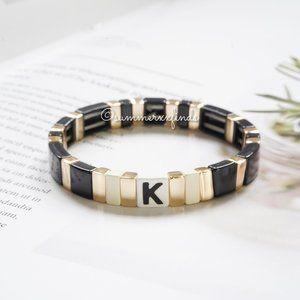 Roxanne Assoulin Alphabet City Bracelet - K